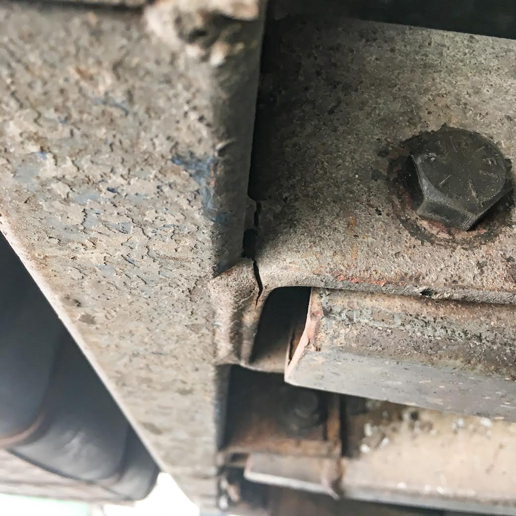 Chassis Fatigue