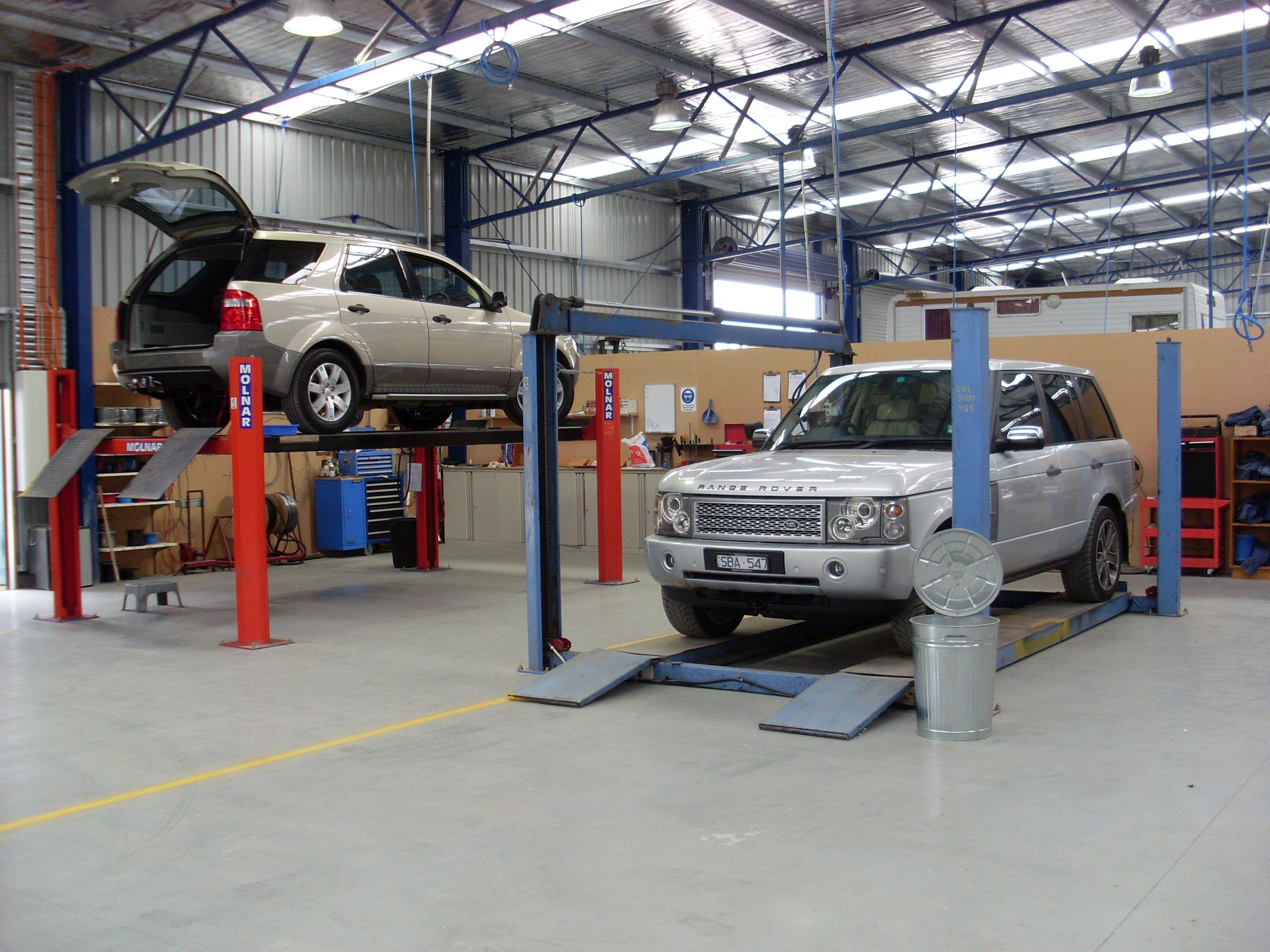 Selecting the Right Vehicle