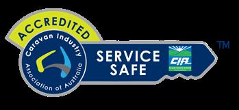 Caravan Service Safe CIA